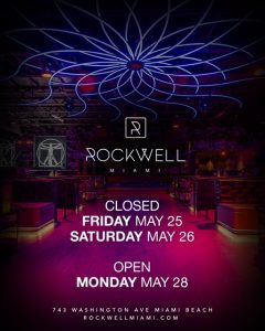 Rockwell Closed