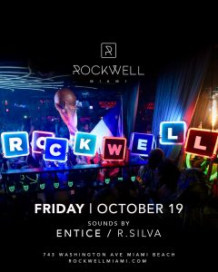 ROCKWELL FRIDAYS ENTICE