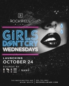 ROCKWELL WEDNESDAYS IRIE