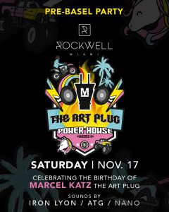 ROCKWELL SATURDAYS PRE-BASEL PARTY
